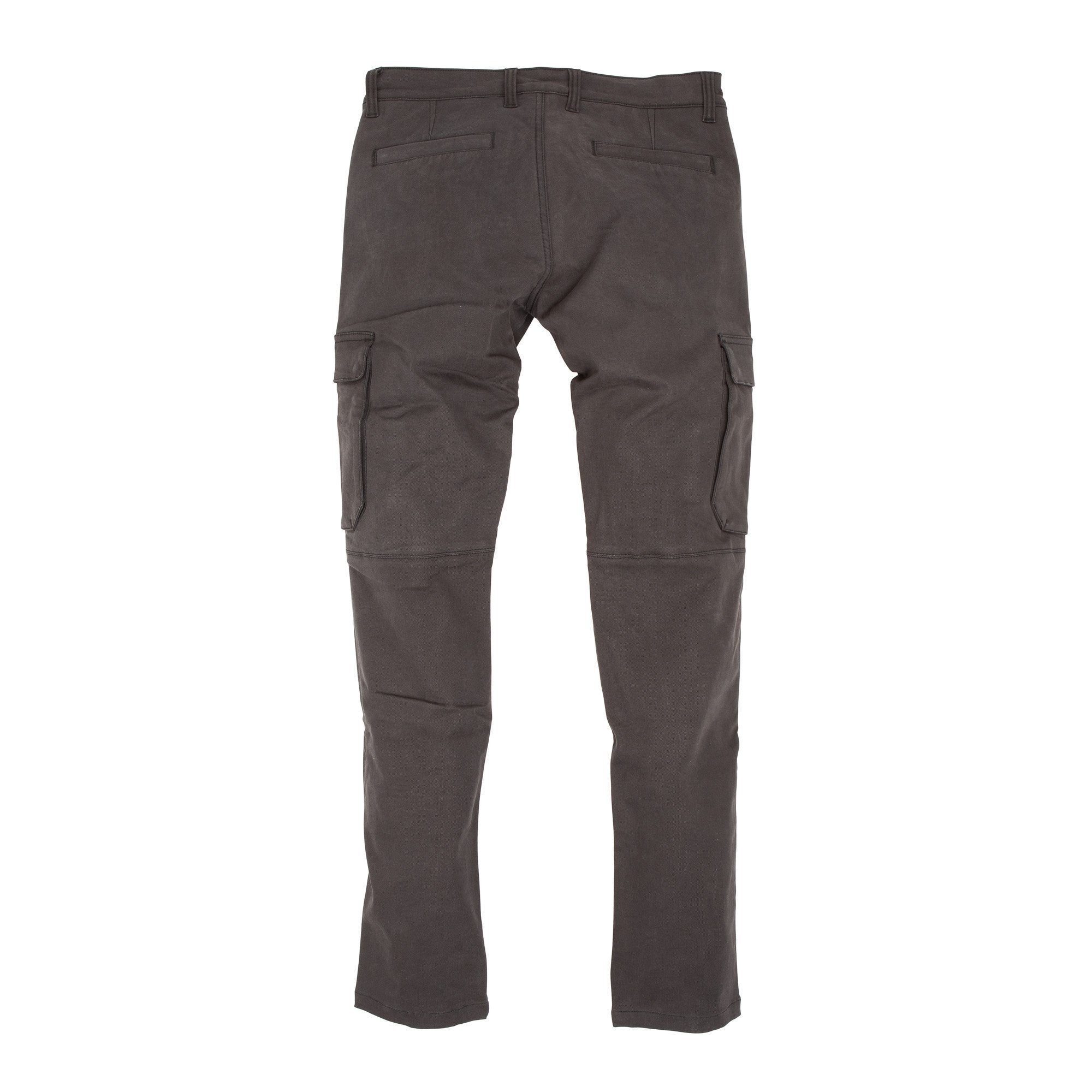 Resurgence Gear Inc. - Resurgence Gear® 2020 Cargo PEKEV Motorcycle Trousers - Black - Men's Trousers - Salt Flats Clothing
