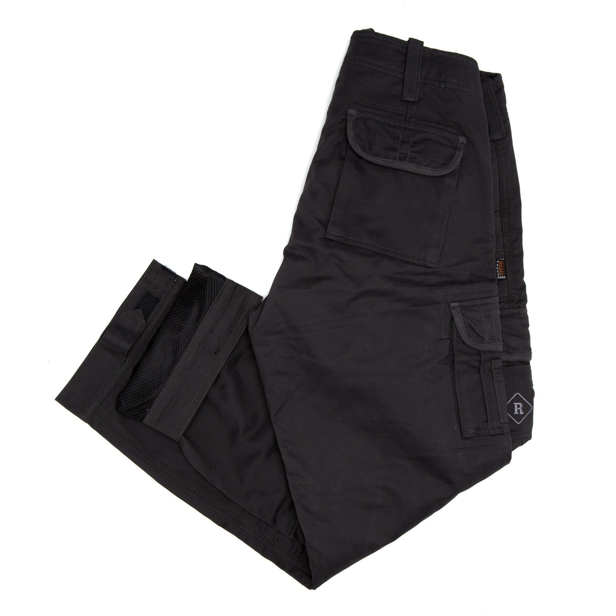 Resurgence Gear Inc. - Resurgence Gear® Cruiser PEKEV® Charcoal Men's Cargo Trousers - Men's Trousers - Salt Flats Clothing