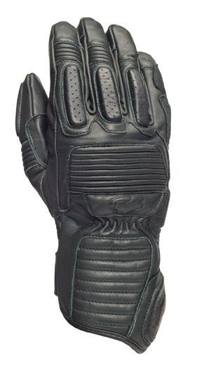 Roland Sands Design - Roland Sands Design Ace Gloves - Black - Gloves - Salt Flats Clothing
