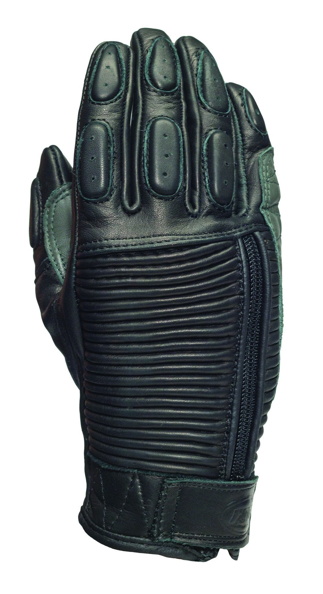 Roland Sands Design - Roland Sands Design Ladies Gezel Gloves - Black - Gloves - Salt Flats Clothing
