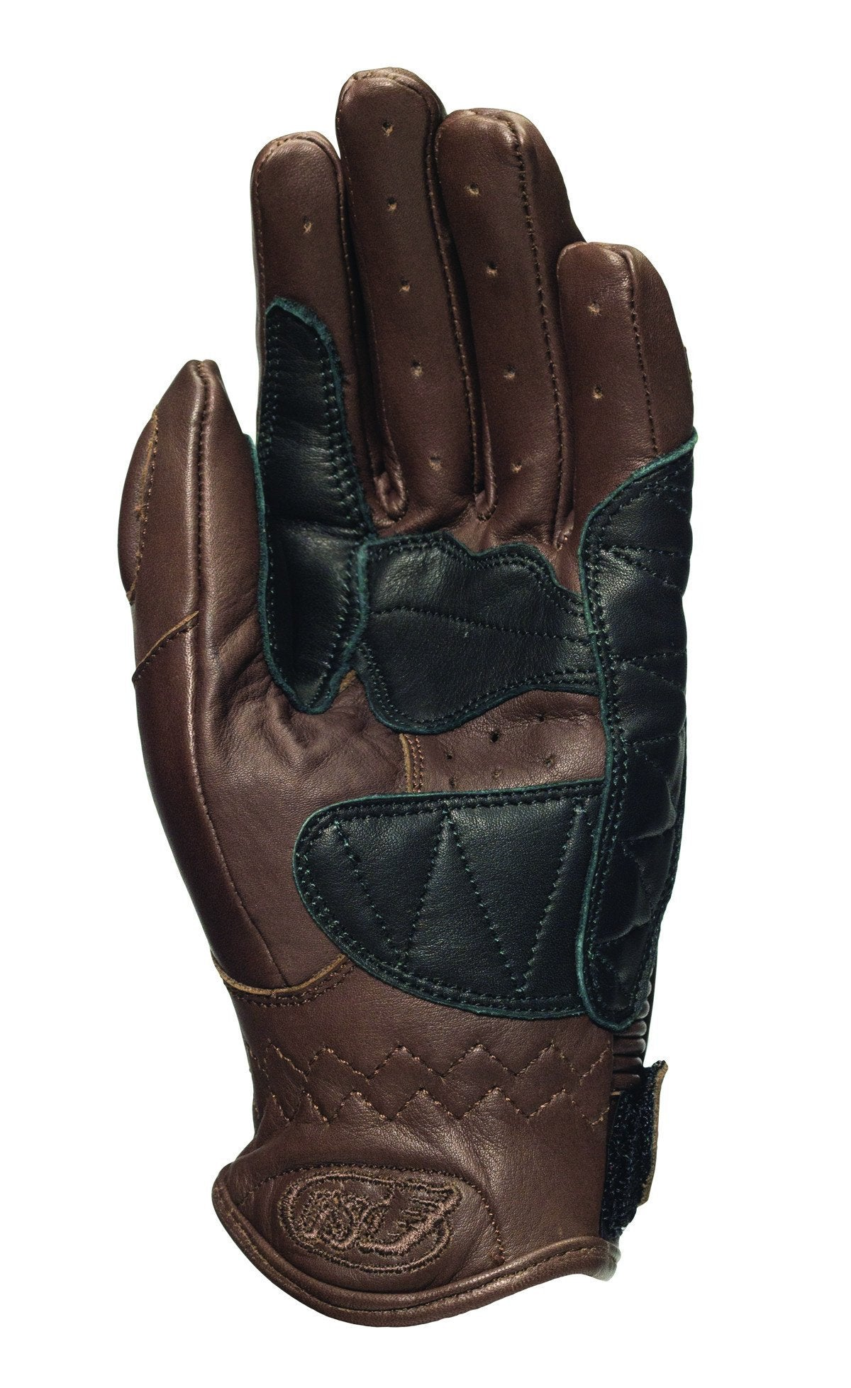 Roland Sands Design - Roland Sands Design Ladies Gezel Gloves - Tobacco - Gloves - Salt Flats Clothing