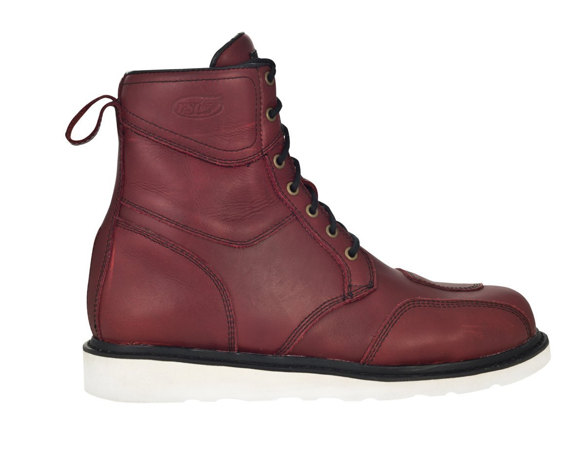 Roland Sands Design - Roland Sands Design Mojave Riding boots - Boots - Salt Flats Clothing