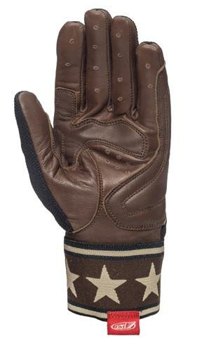 Roland Sands Design - Roland Sands Design Peristyle Gloves - Tobacco - Gloves - Salt Flats Clothing