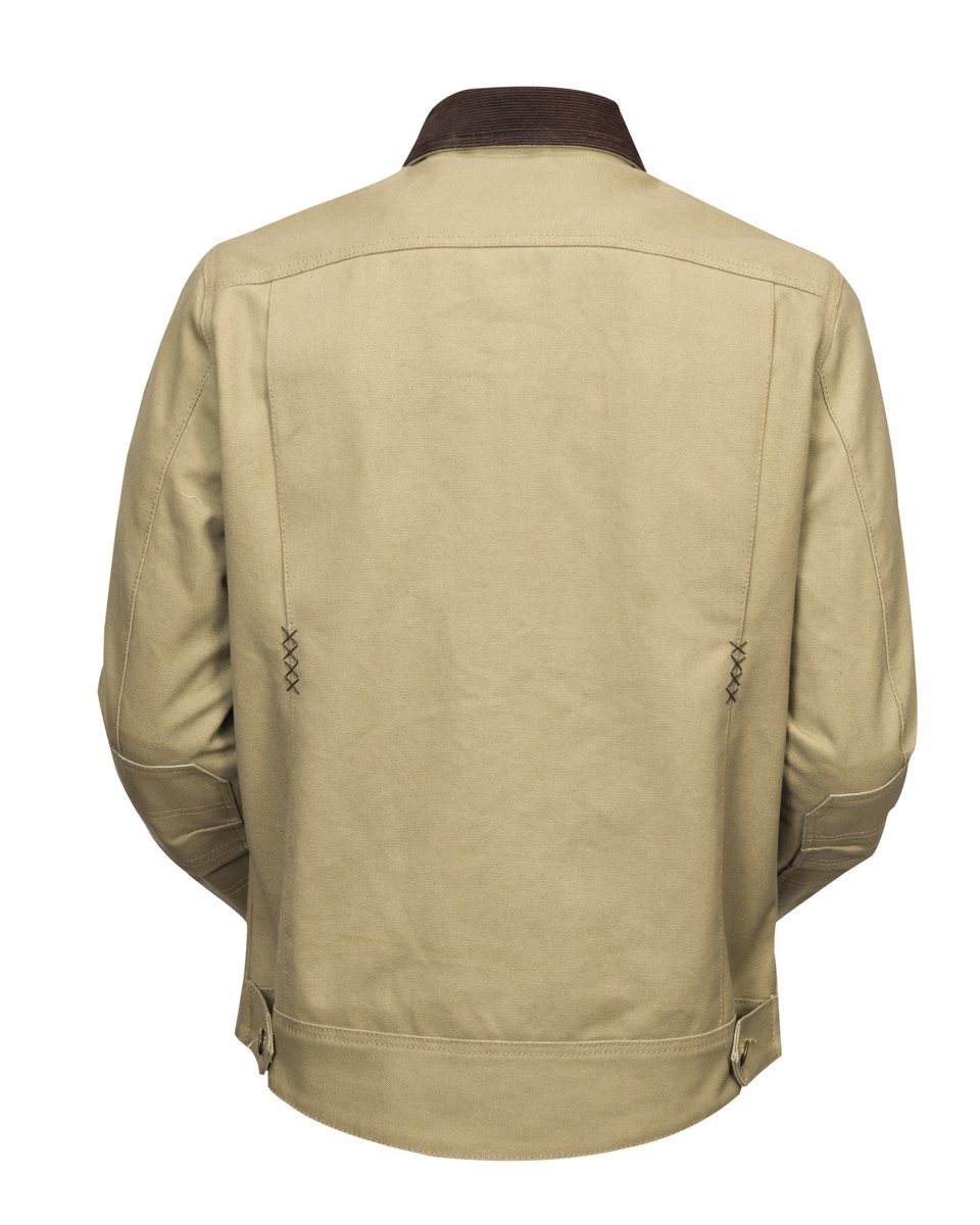 Roland Sands Design - Roland Sands Design Ramone Duck Cotton Jacket - Men's Jackets - Salt Flats Clothing