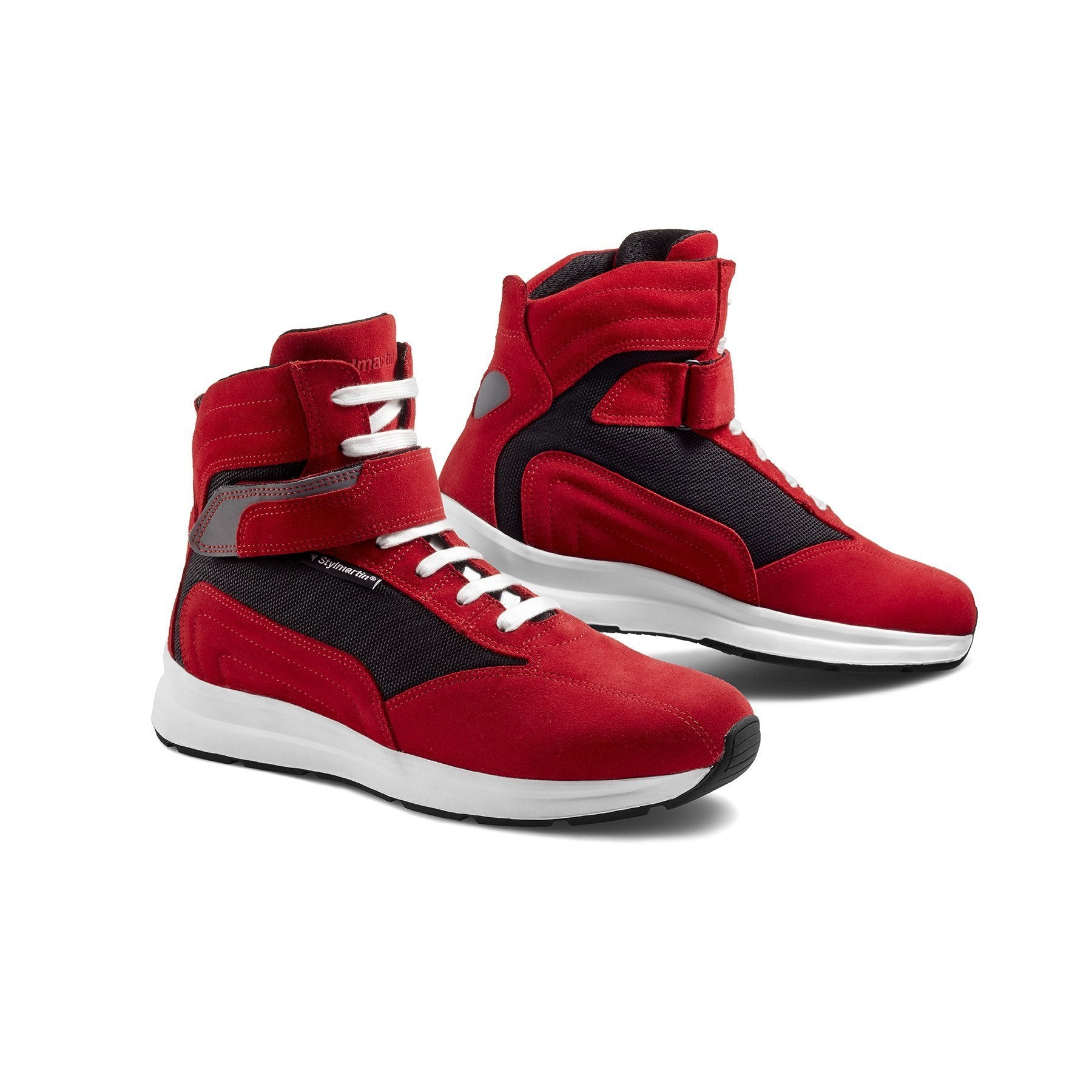 Stylmartin - Stylmartin Audax WP Sport U in Red - Boots - Salt Flats Clothing