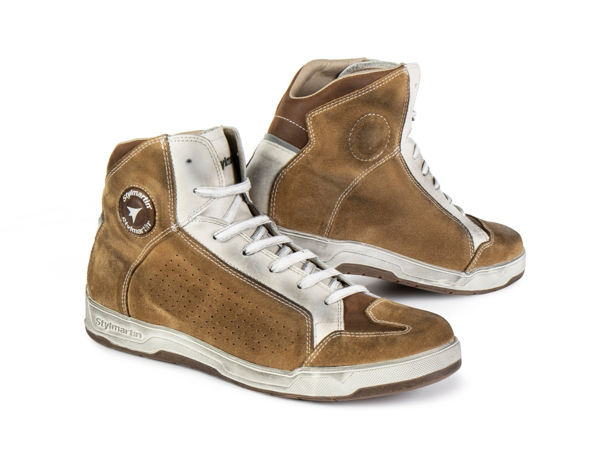 Stylmartin - Stylmartin Colorado Sneaker in Cognac - Boots - Salt Flats Clothing