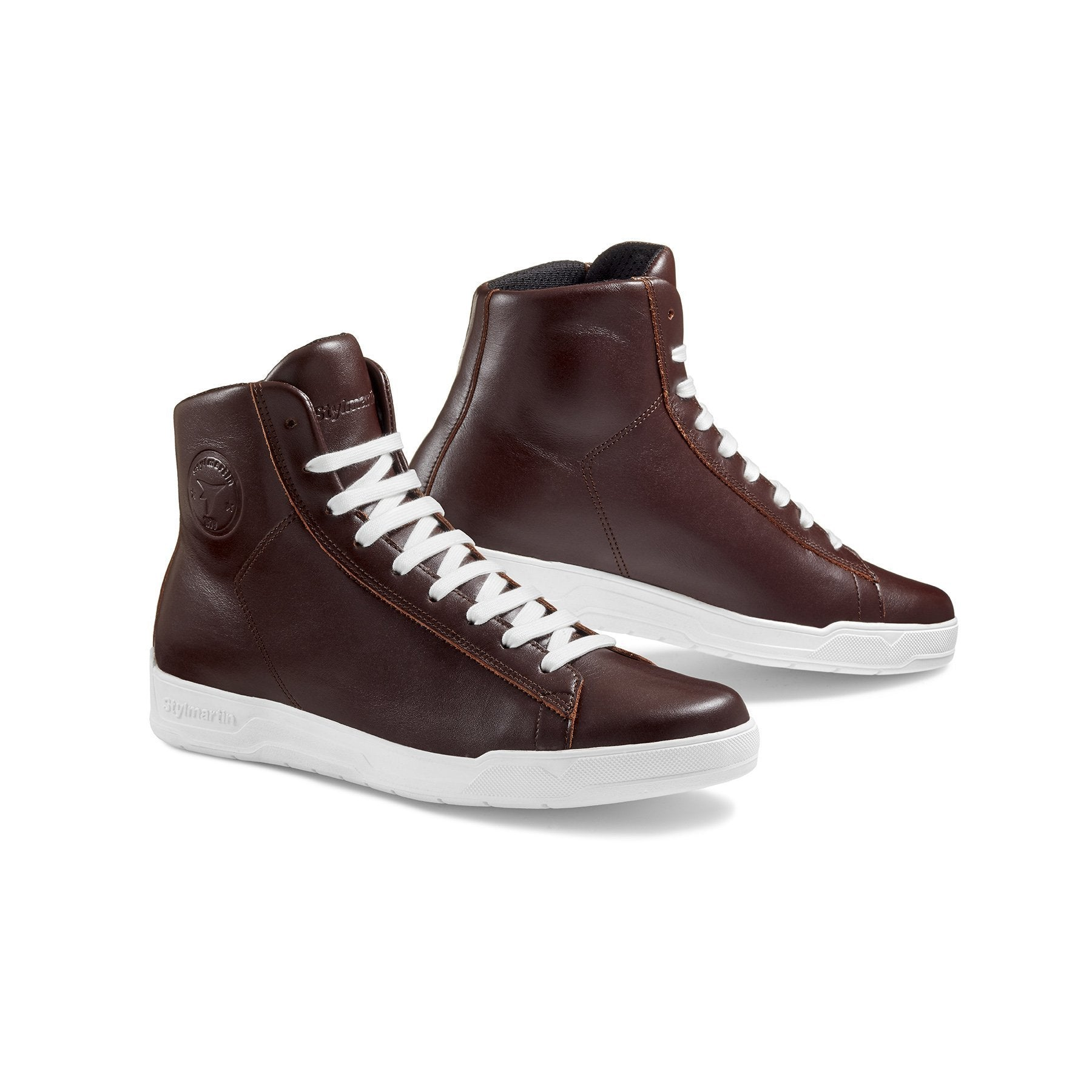 Stylmartin - Stylmartin Core WP Sneaker in Brown - Boots - Salt Flats Clothing