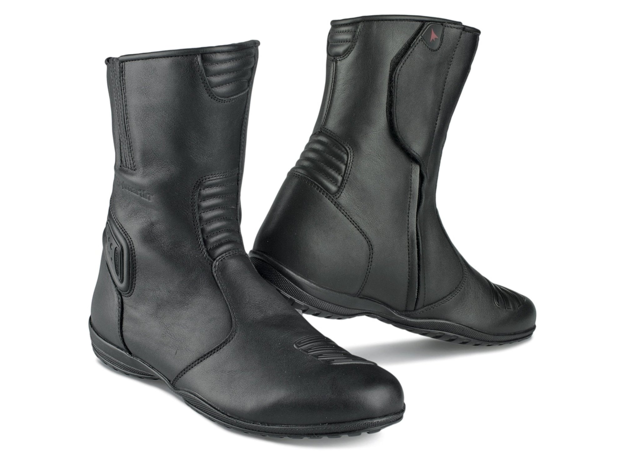 Stylmartin - Stylmartin Denver WP Touring in Black - Boots - Salt Flats Clothing