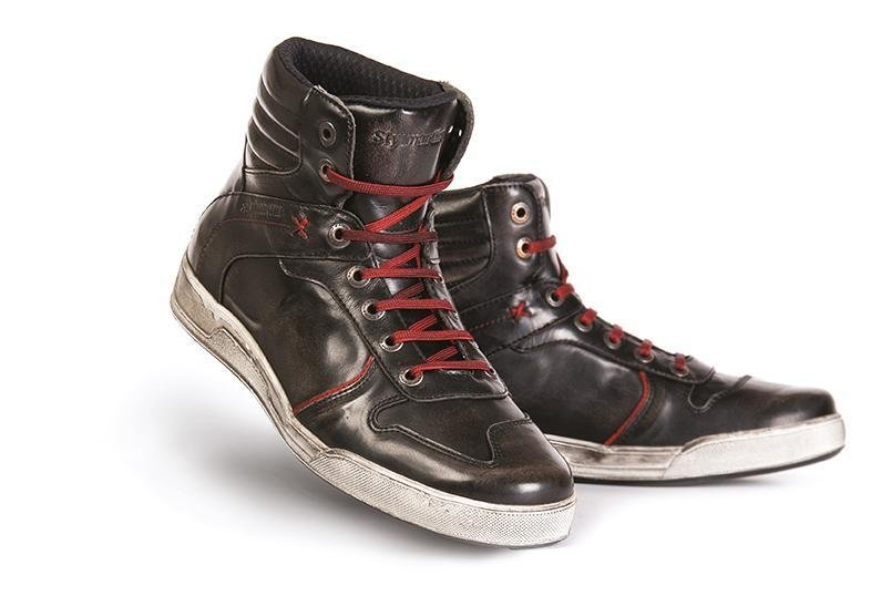 Stylmartin - Stylmartin Iron WP Sneaker in Black - Boots - Salt Flats Clothing