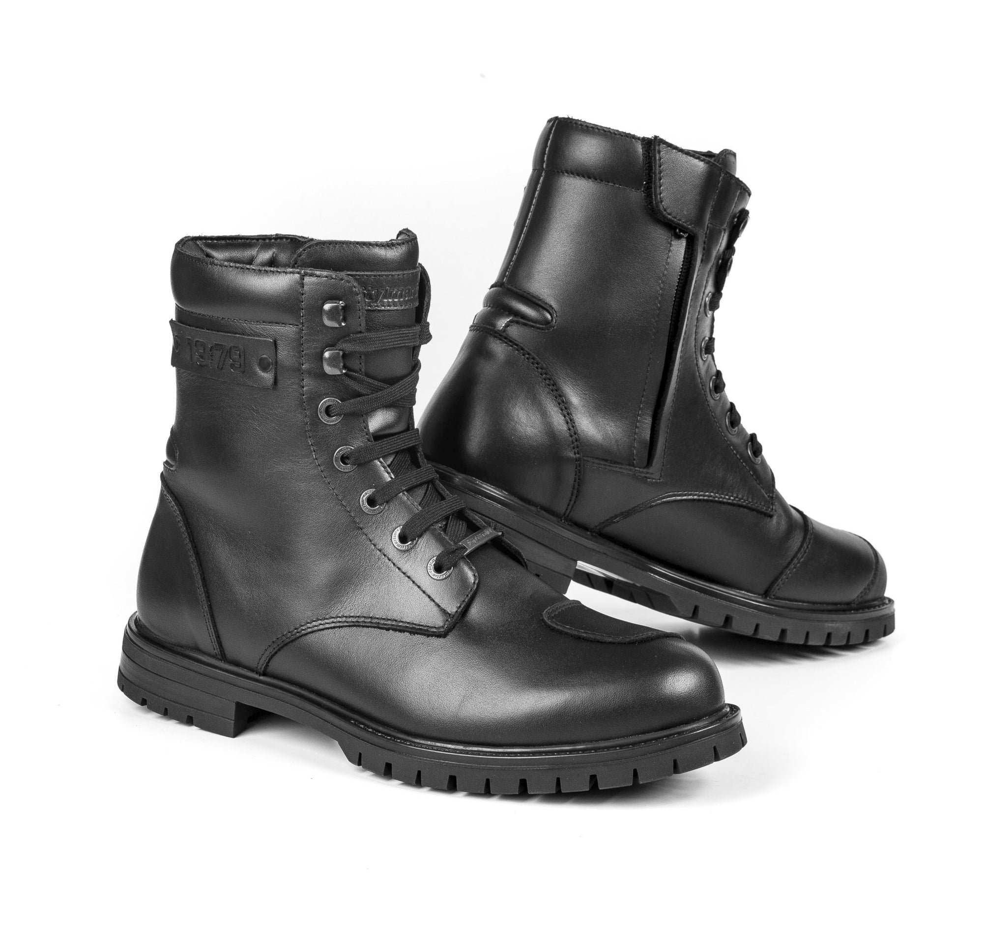 Stylmartin - Stylmartin Jack WP Urban in Black - Boots - Salt Flats Clothing