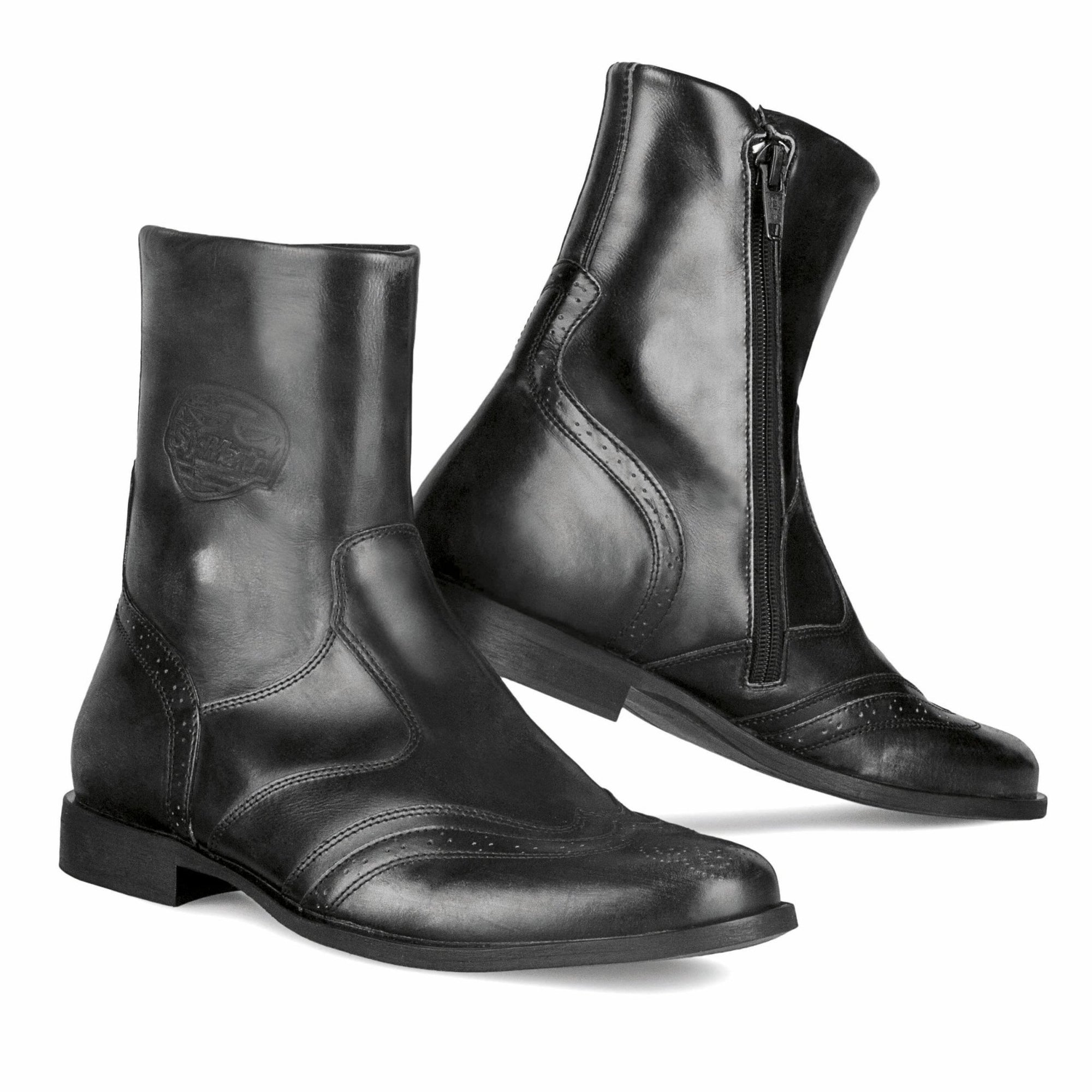 Stylmartin - Stylmartin Oxford WP Urban in Black - Boots - Salt Flats Clothing