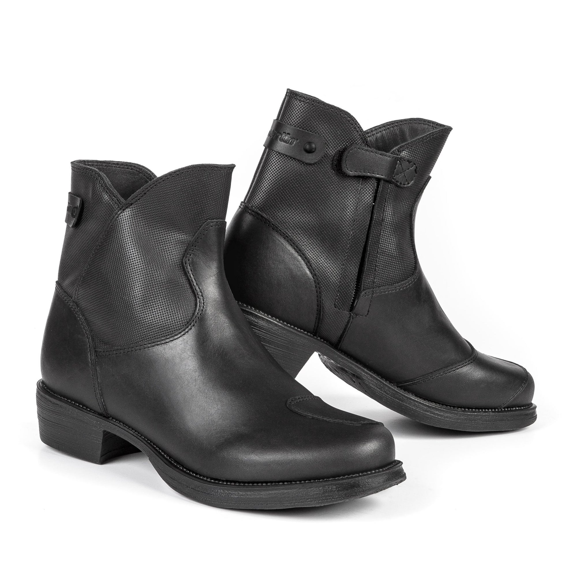 Stylmartin - Stylmartin Pearl J WP Urban in Black - Boots - Salt Flats Clothing