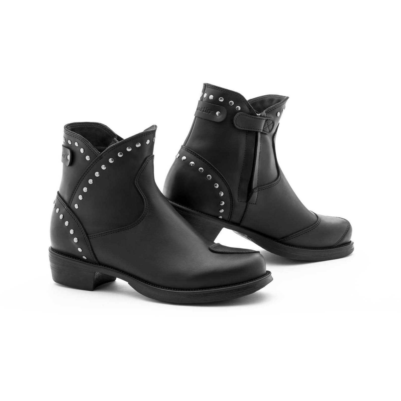 Stylmartin - Stylmartin Pearl Rock WP Urban in Black - Boots - Salt Flats Clothing