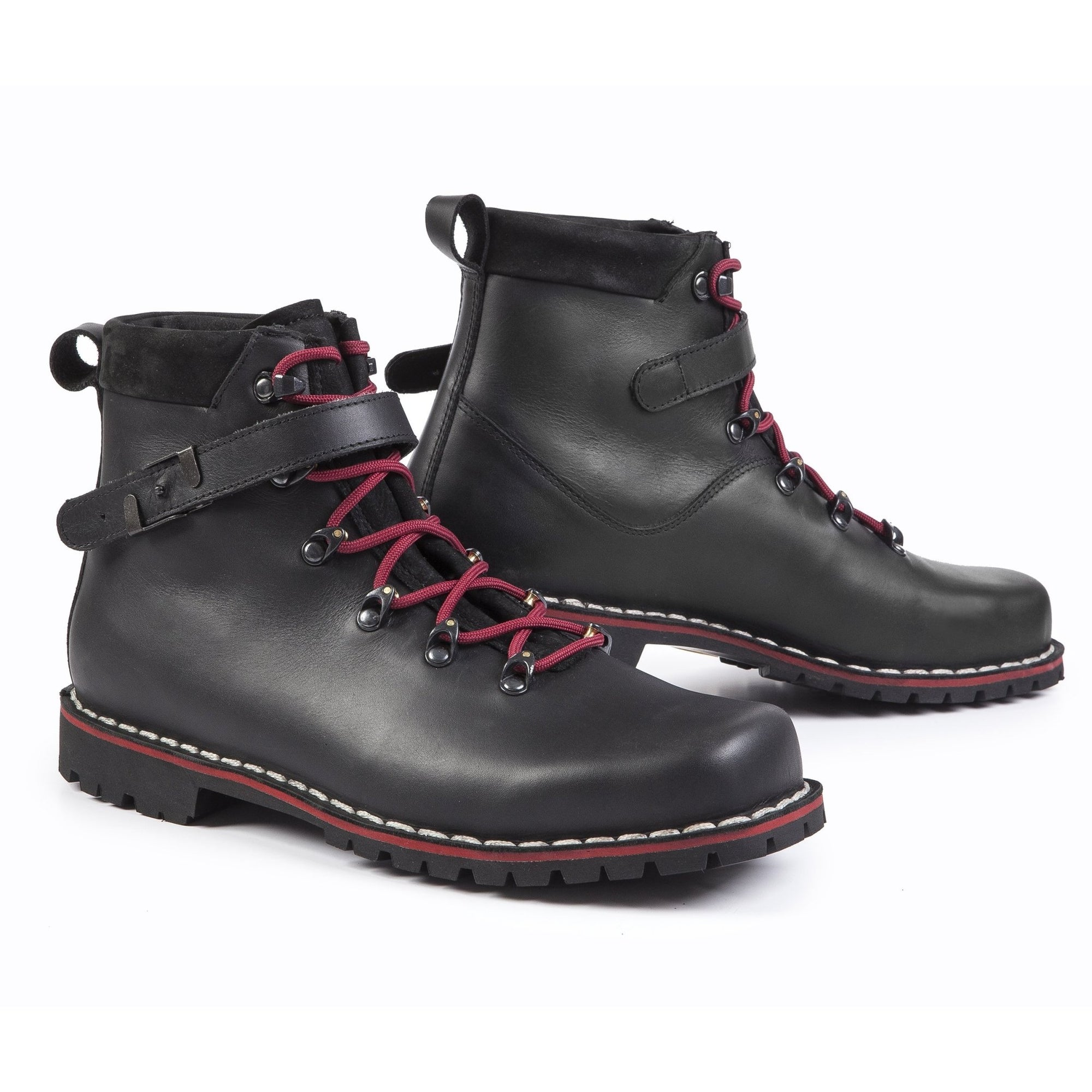 Stylmartin - Stylmartin Red Rebel Urban in Black - Boots - Salt Flats Clothing