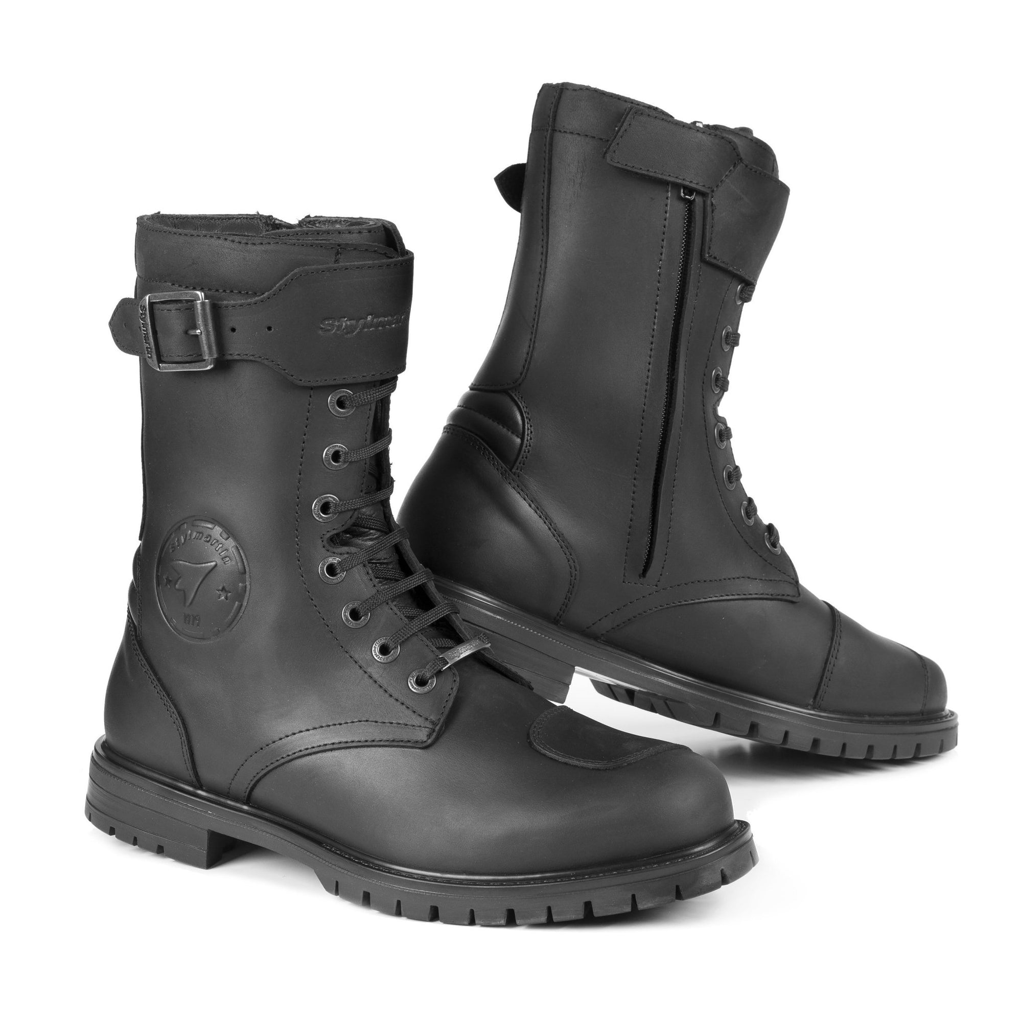 Stylmartin - Stylmartin Rocket WP Urban in Black - Boots - Salt Flats Clothing