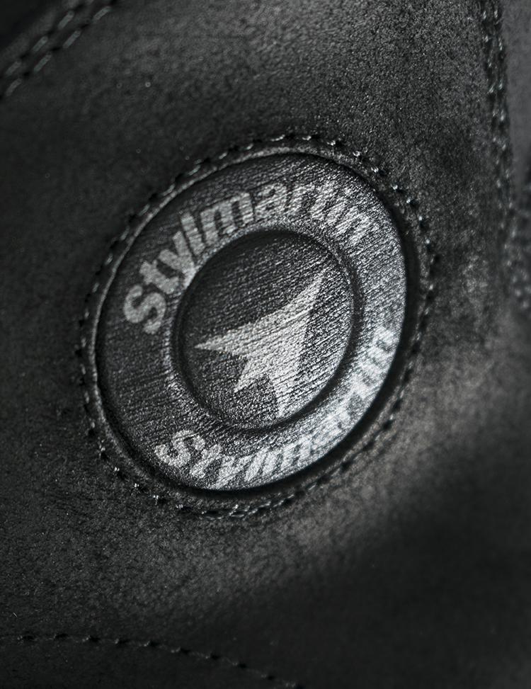 Stylmartin - Stylmartin Seatle Evo WP Sneaker in Black - Boots - Salt Flats Clothing