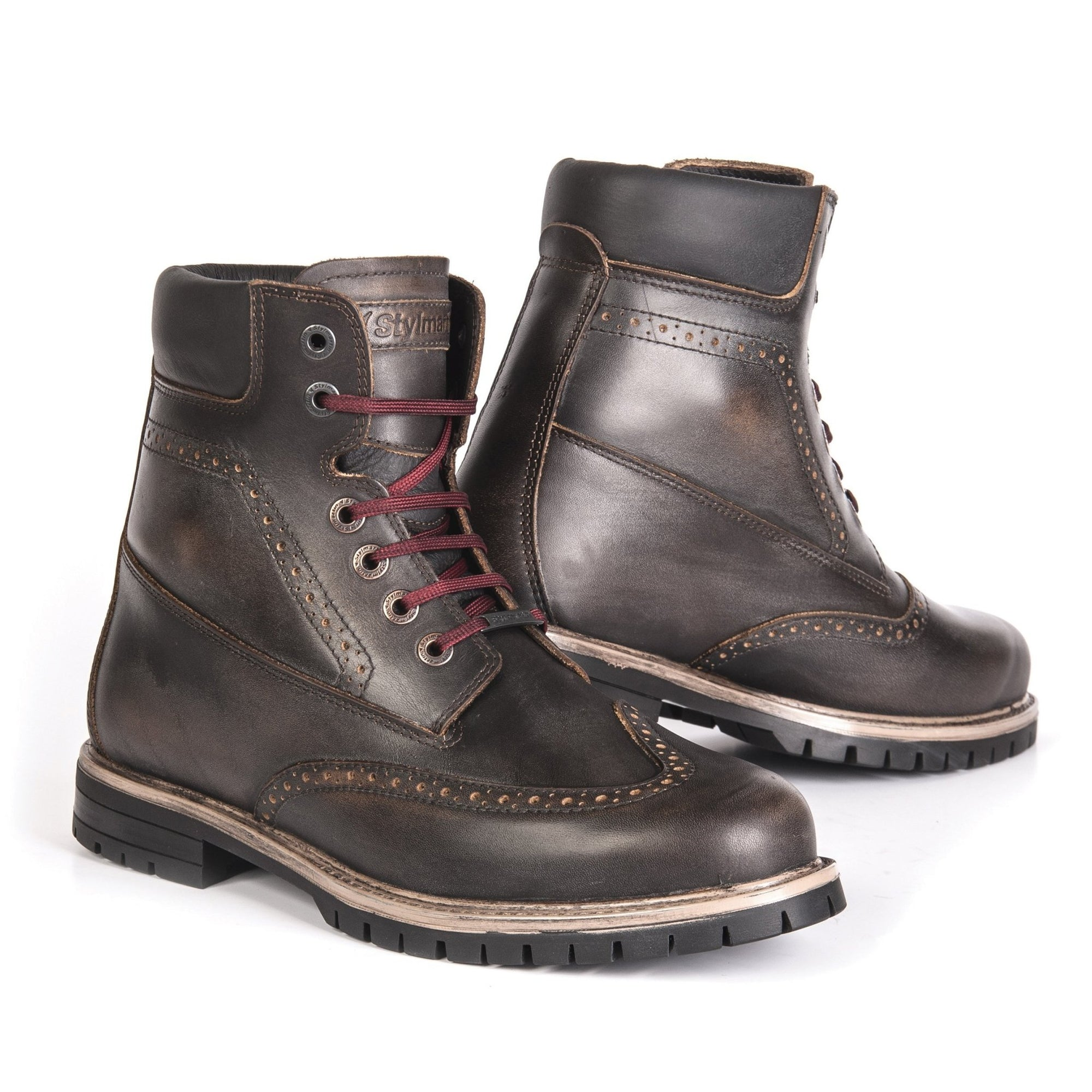 Stylmartin - Stylmartin Wave WP Urban in Brown - Boots - Salt Flats Clothing