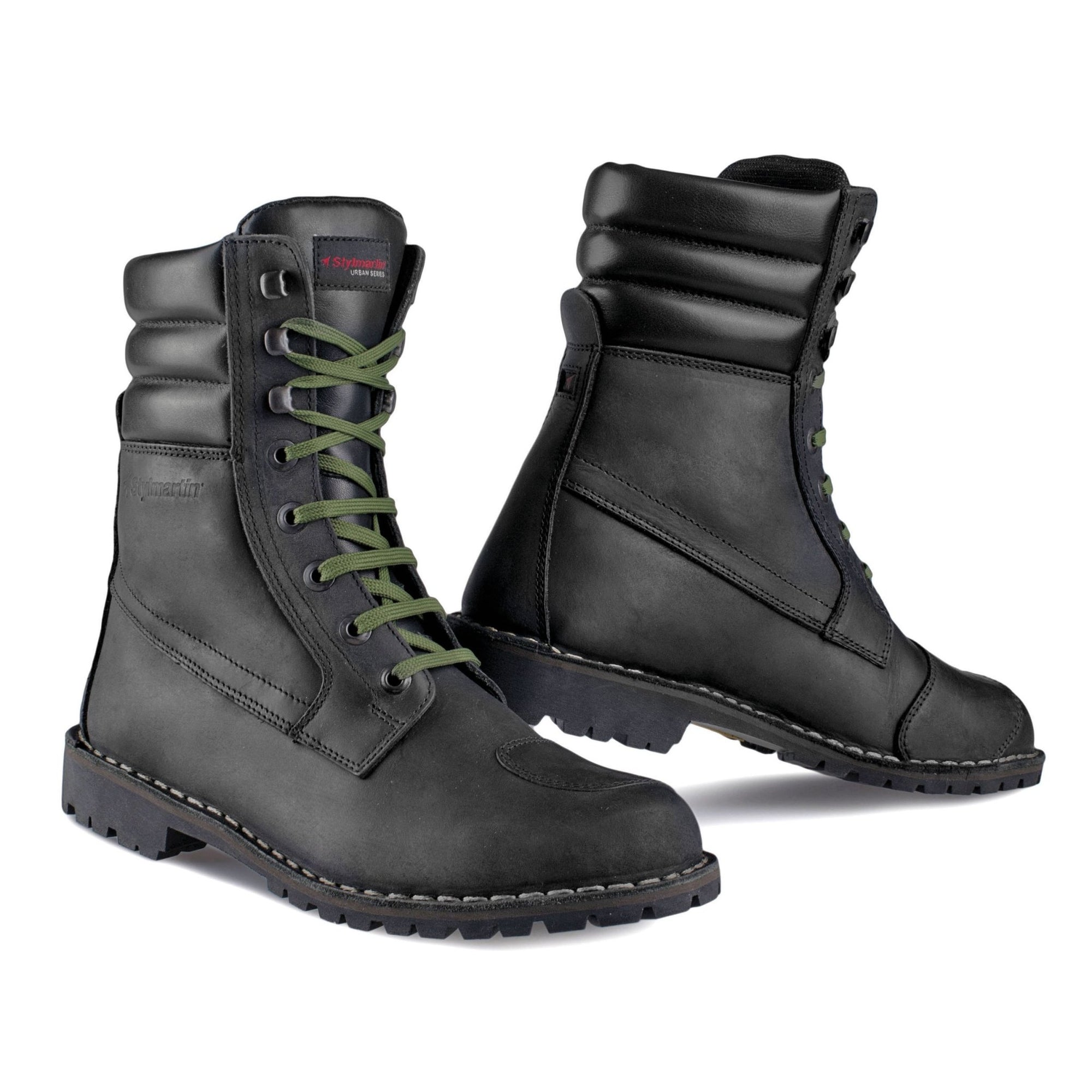 Stylmartin - Stylmartin Yu'Rok WP Urban in Black - Boots - Salt Flats Clothing