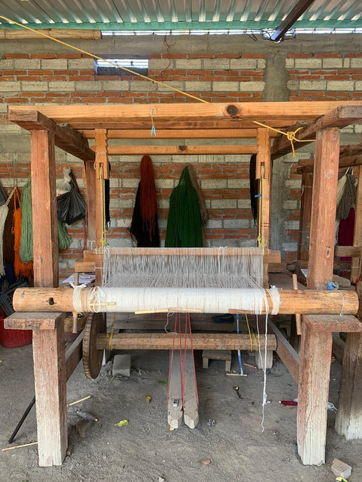 Wool Tapestries Hand Dyed and Loom Woven in Teotitlán del Valle