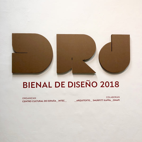 Tony Peralta x Bienal de Diseño 2018 in the Dominican Republic
