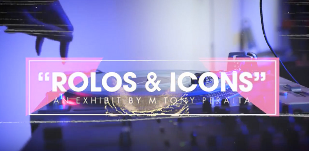 ROLOS & ICONS II IN LOS ANGELES