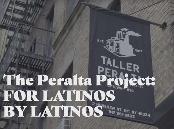 TALLER PERALTA on REMEZCLA
