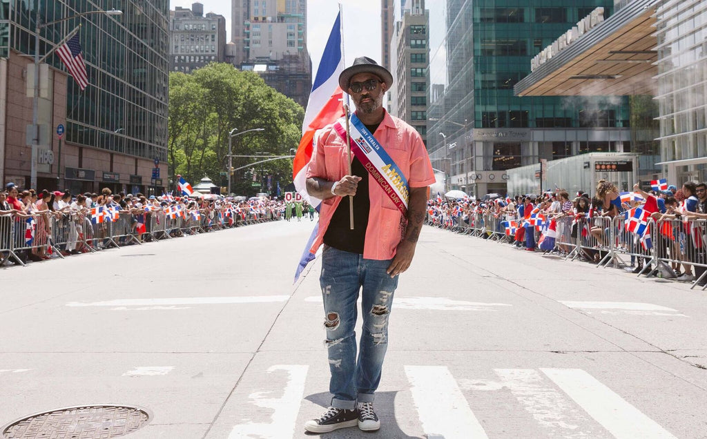M.Tony Peralta: Art Ambassador of the 2018 Dominican Day Parade