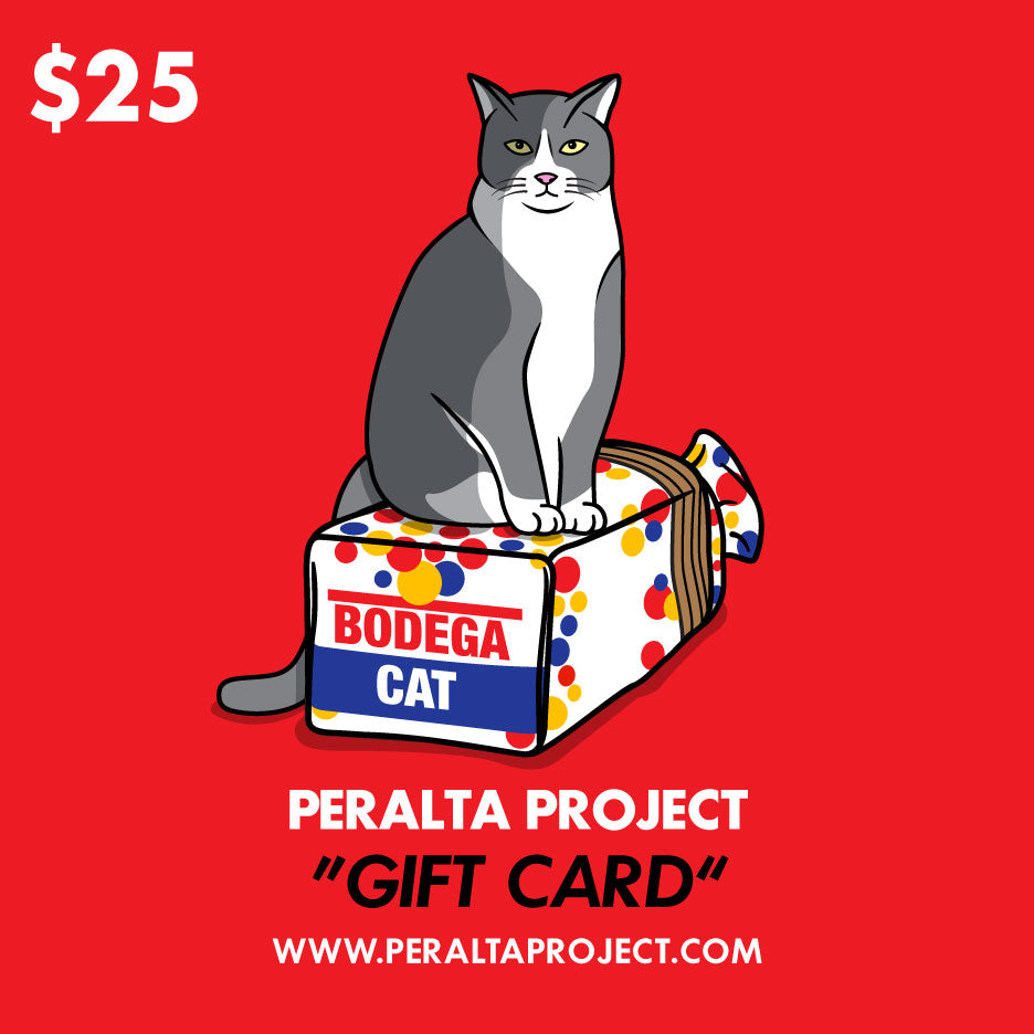 Peralta Project Gift Card