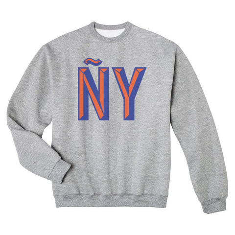 ÑY IS NUEVA YORK SWEATSHIRT