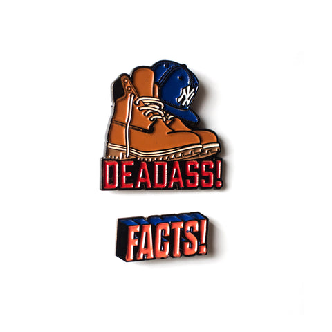 DEAD ASS/FACTS PIN SET