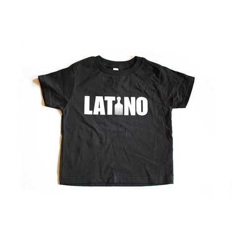 AFRO-LATINO TODDLER TEE