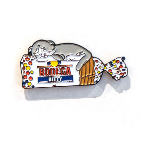 BODEGA KITTY PIN