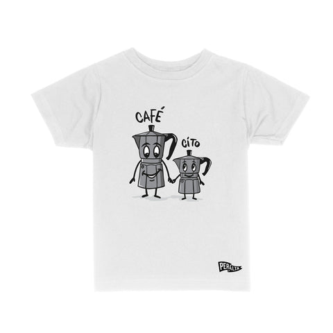CAFÉ-CITO TODDLER TEE