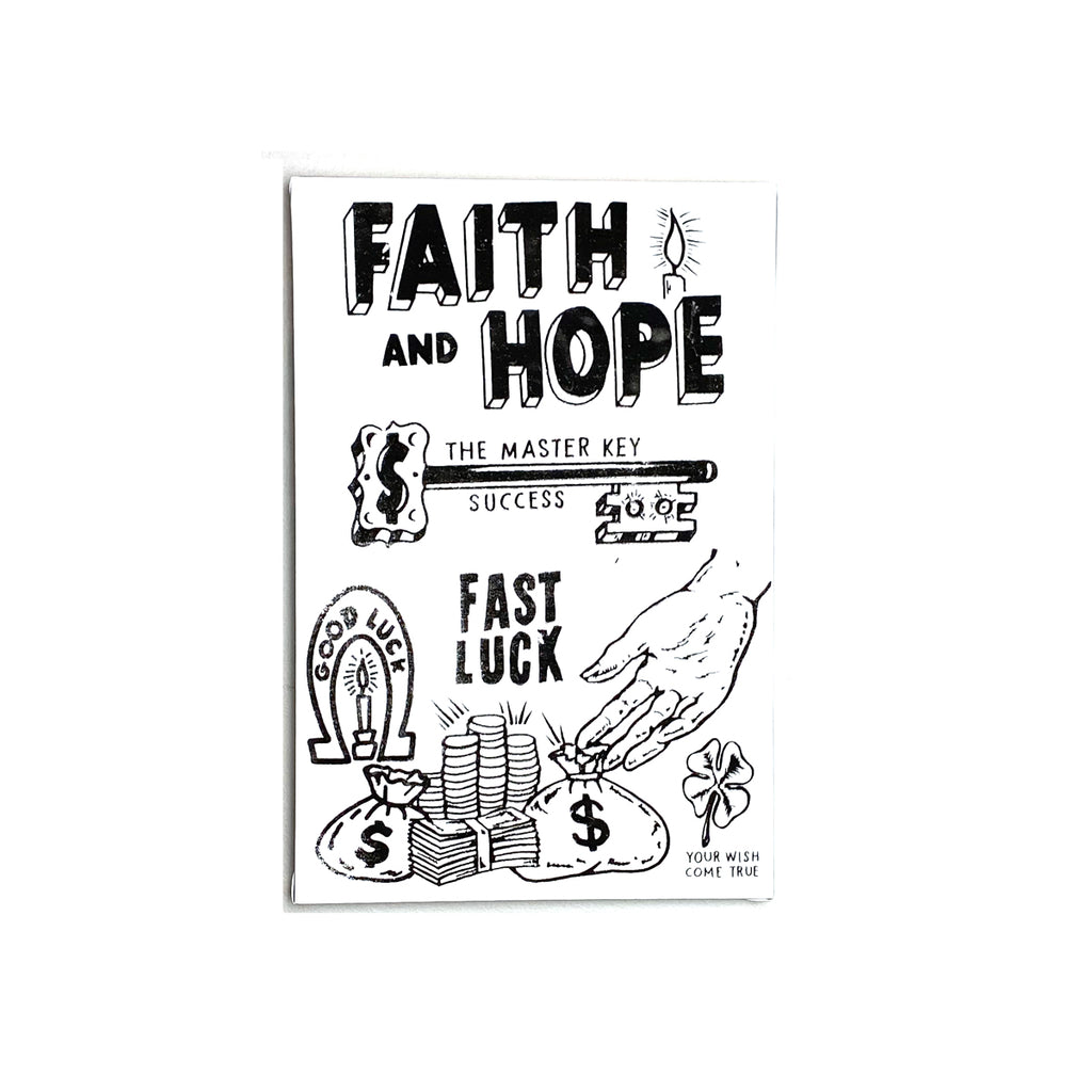 "FAITH & HOPE 10"" x 17"" Stretch Frame"