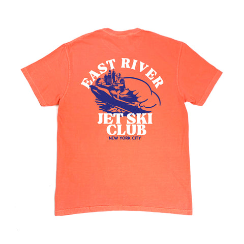 EAST RIVER JETSKI CLUB TEE