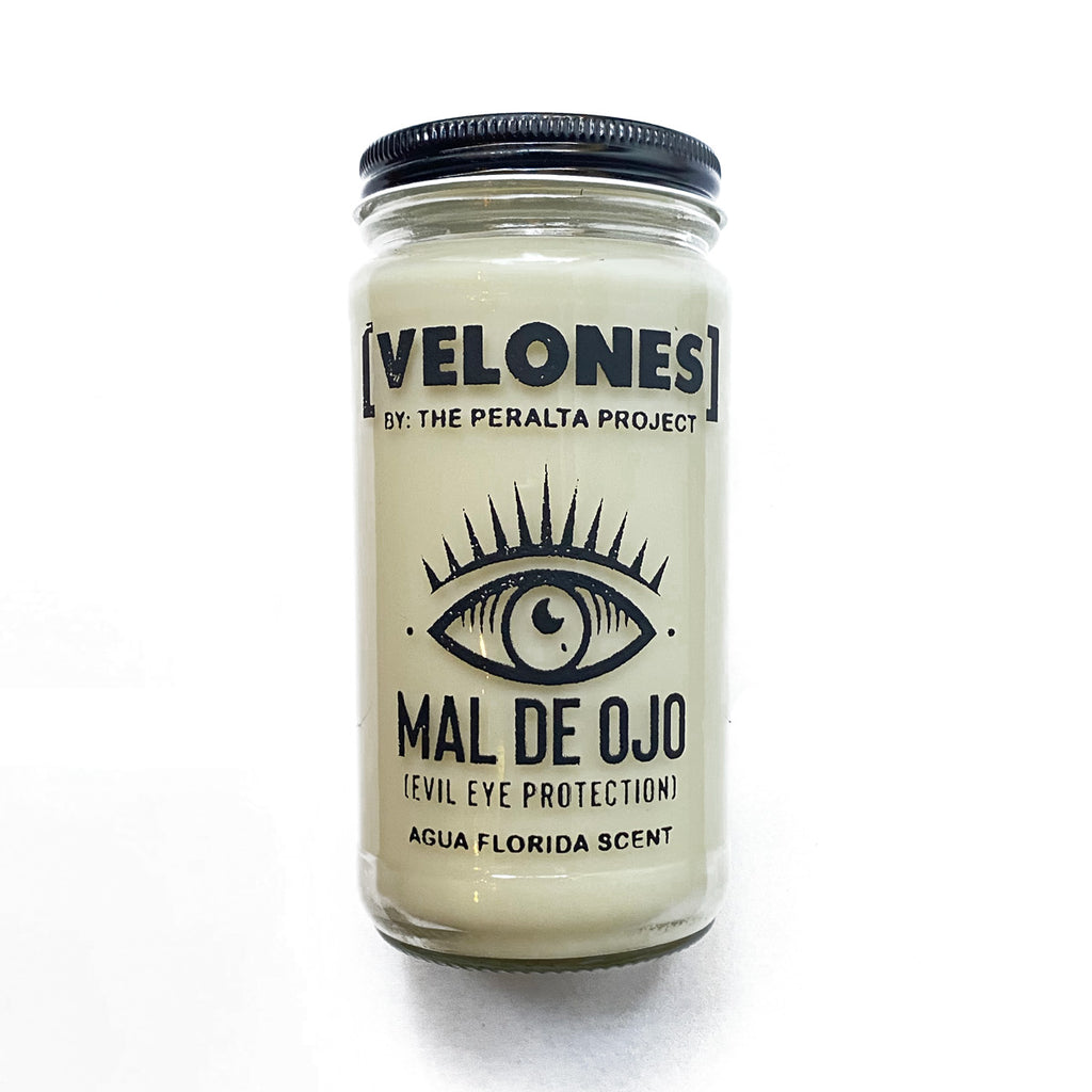 [VELONES] MAL DE OJO SCENTED CANDLE