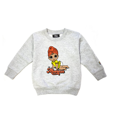 MUÑECA TODDLER CREWNECK