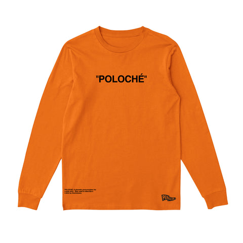 """POLOCHE"" LONG SLEEVE TEE"