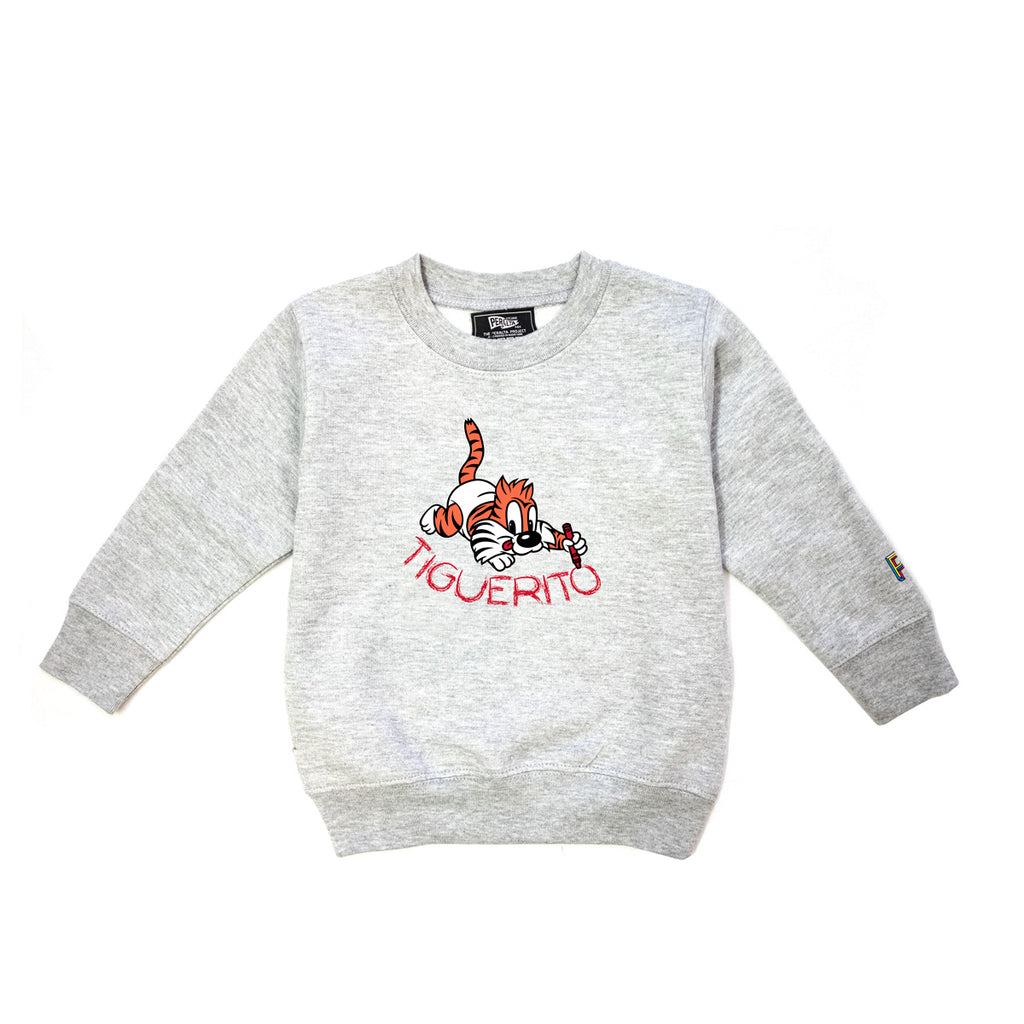 TIGUERITO TODDLER CREWNECK