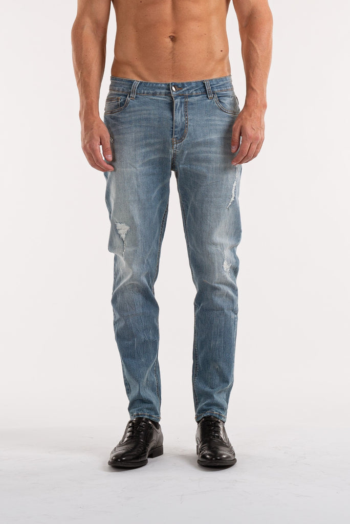 The Vendetta Jeans - Blue