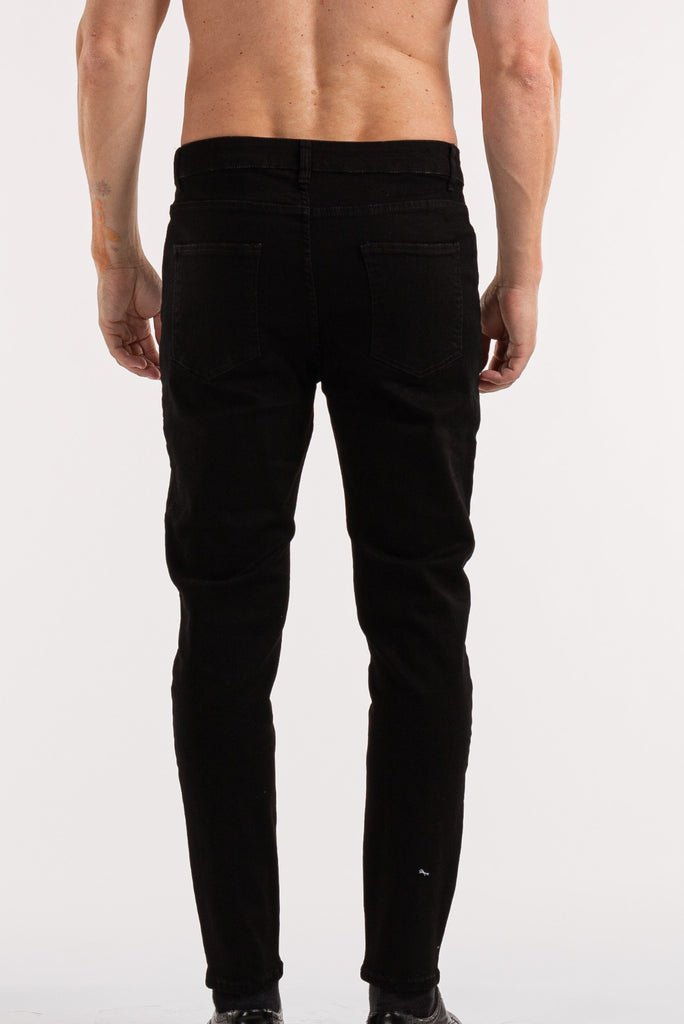 The Louvre Jeans - Black
