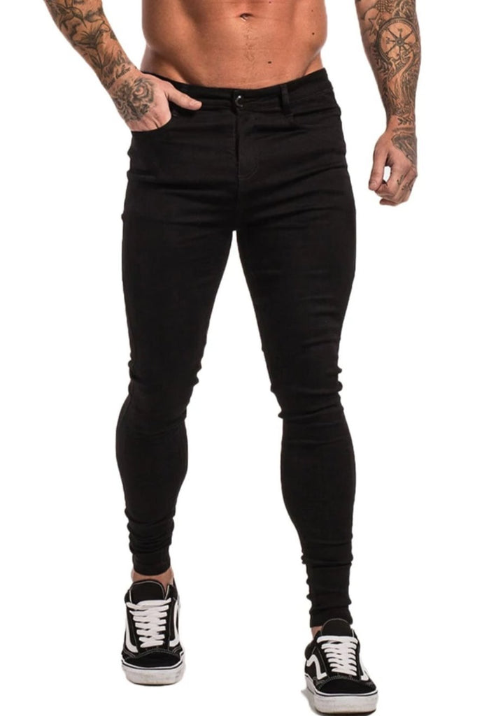 The Nocturne Jeans - Black - ICE9