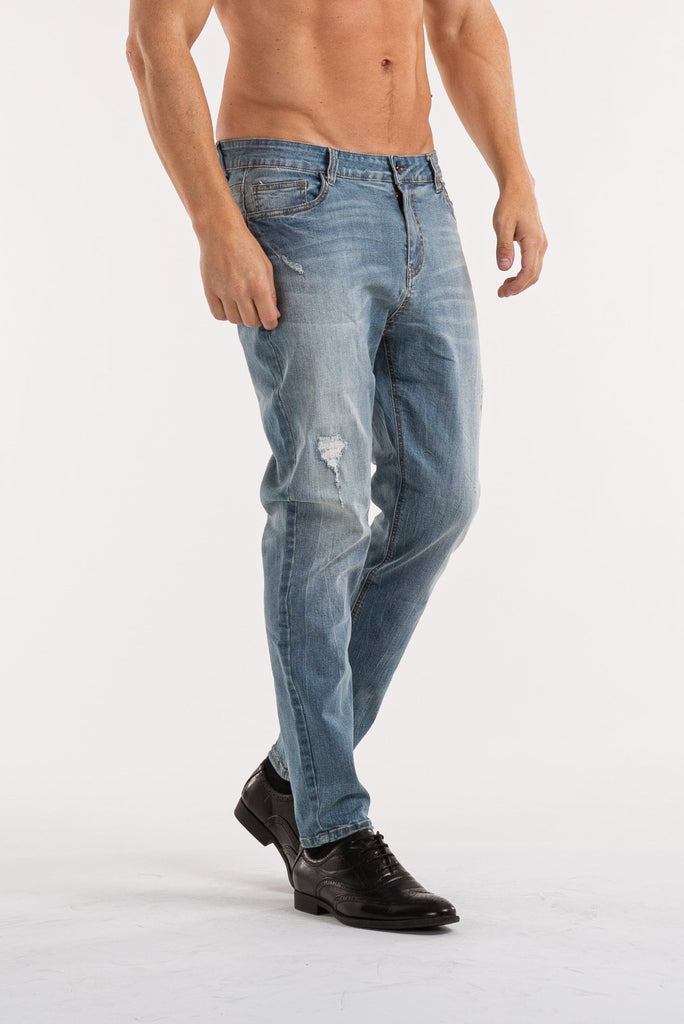 The Vendetta Jeans - Blue - ICE9