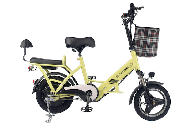 "XQ-CSN14 MINI 14"" ELECTRIC BIKE 12 Ah/48V 350W MOTOR ADULT CITY BIKE"