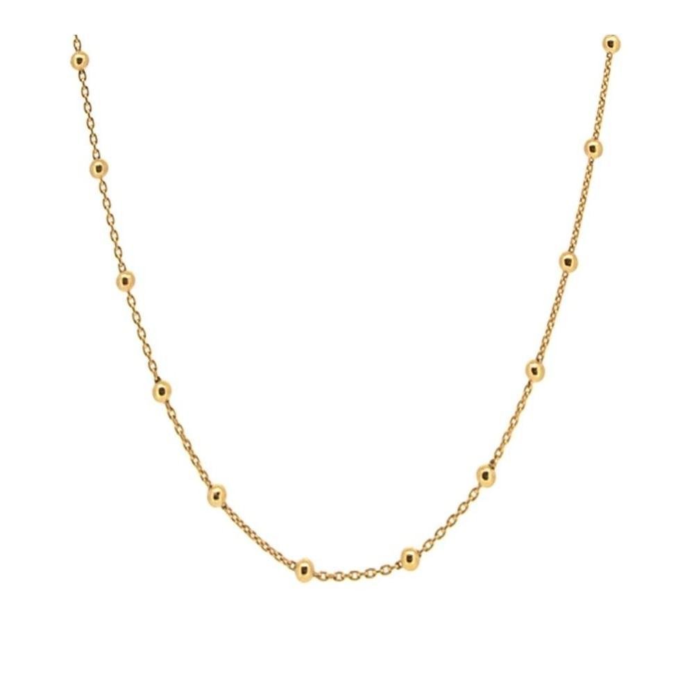 COLLAR SIMPLE GOLD