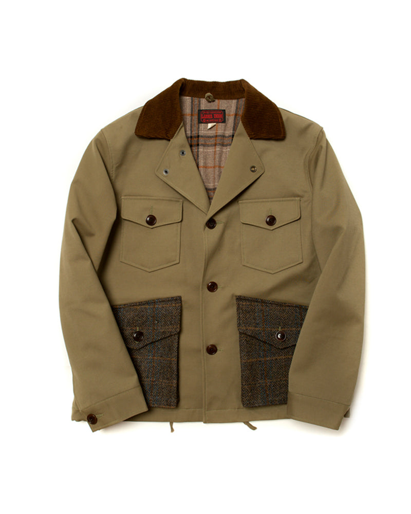 Spliced Outdoor Hunting Jacket