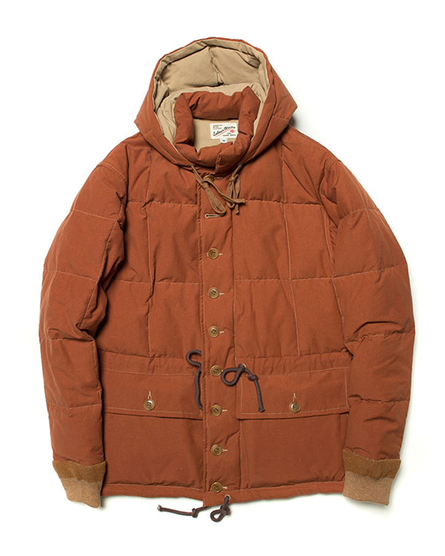 Karakoram Goose Dawn Parka-Orange