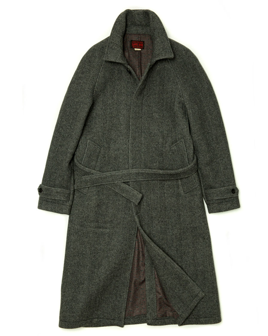Chveron Polo Wrap Coat