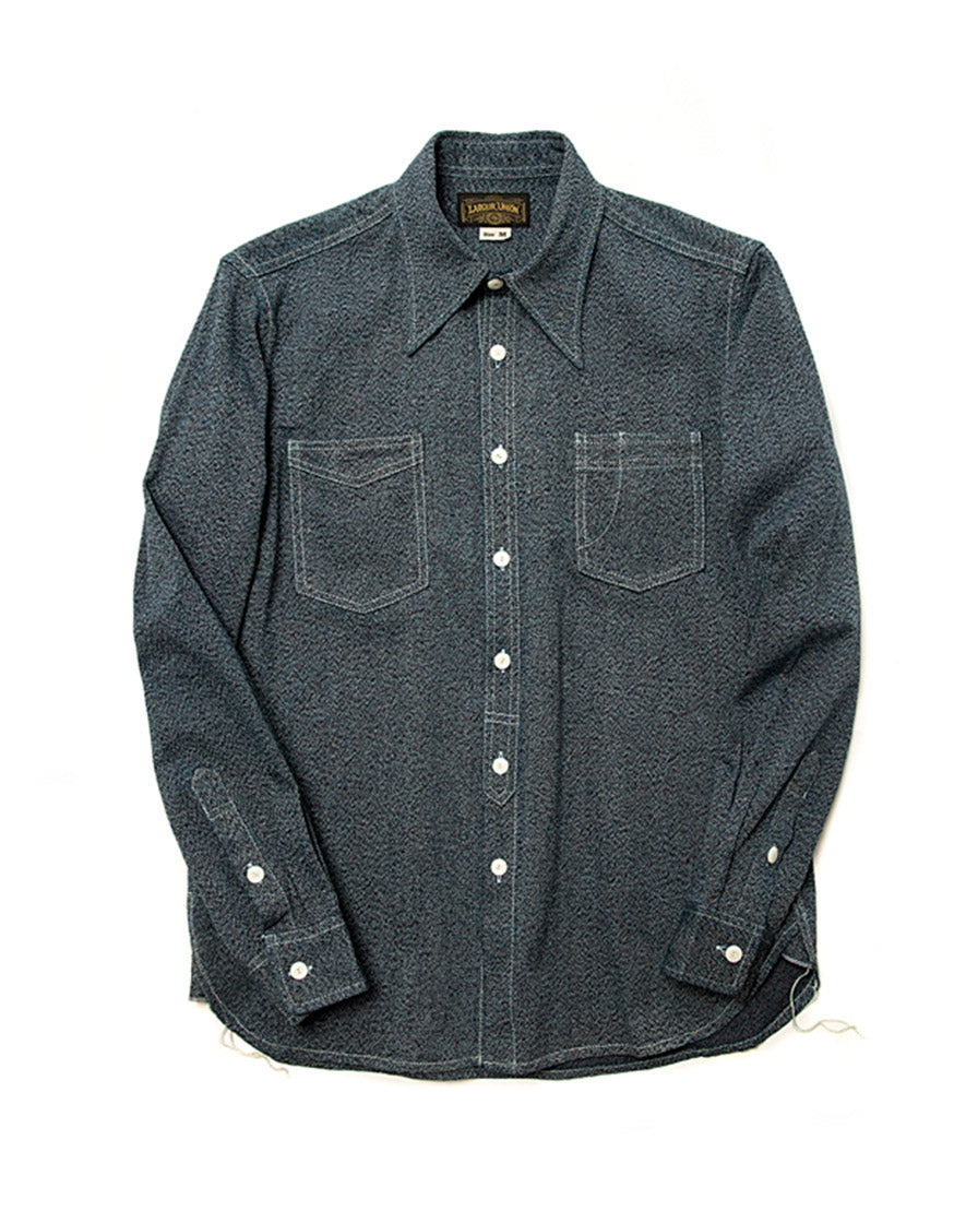 Pepper & Salt Workwear Shirt