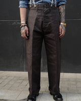 LabourUnion-handmade-clothing-american-retro-vintage-style-menswear-1930s-Charcoal-Stripe-Trousers